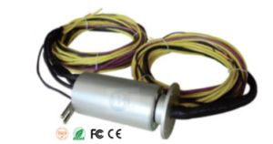 Outer Diameter 54mm, up to 220 Circuits, Ce, FCC, RoHS Multi-Circuit Slip Ring pictures & photos