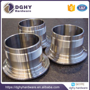 CNC Turning Parts for Carbon Steel / Raw Material Parts pictures & photos
