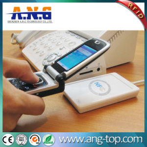 Network Security ACR122u Contactless Smart Card USB NFC Reader pictures & photos