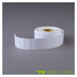 Hotmelt Printing Adhesive Label Sticker, Matt Sliver Sticker Printed Label pictures & photos