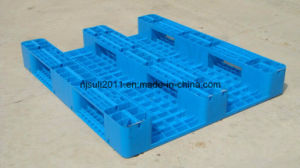 Heavy Duty Plastic Pallet for Industrial Warehouse pictures & photos