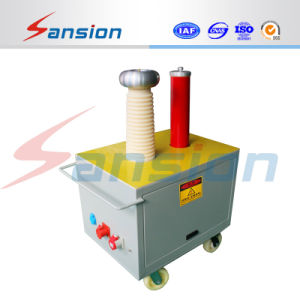 Oil Immersed Type Testing Transformer pictures & photos