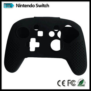 Silicon Cover Skin Grip Case for Nintendo Switch PRO Controller Gamepad Joystick pictures & photos