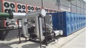 R22 M140zh4 Industrial Intergrated Evaporative Cooled Water Chiller System pictures & photos