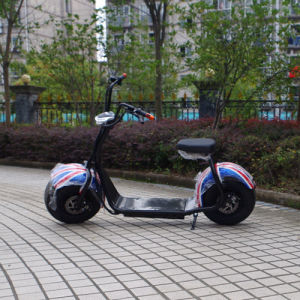 Jinyi 18*9.5 Tyre Citycoco/Seev/Woqu Electric Scooter 800W Citycoco Scooter (JY-005) pictures & photos