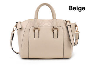 BSCI Factory Good Quality Woman Handbag with PU Leather (BDMC098) pictures & photos