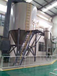 Spiral Seaweed Powder (Spirulina micro algae) High Speed Centrifugal Spray Dryer with LPG pictures & photos