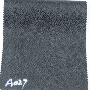 Faux PU PVC Upholstry Leather for Car Car Seats (A027) pictures & photos