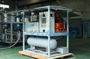 High Pressure Condensing Sf6 Gas Recovery Purifying Machine pictures & photos