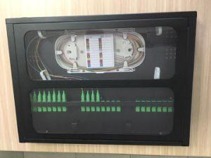 "24~48 Cores 19"" 1u/2u Fiber Optic ODF or Rack Mount Patch Panel pictures & photos"