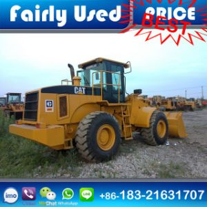 Used Cat 966g Pave Loader of Cat 966g Pave Loader pictures & photos