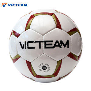 Unprecedented Typical Hand Sewn Race Soccer Ball pictures & photos
