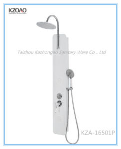 Kza-16501p High Quality White PVC Shower Panel pictures & photos