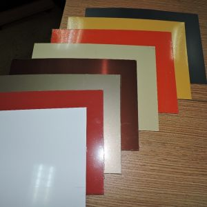 Color Coated Aluminum Coil Sheet pictures & photos