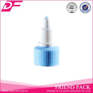 Plastic Sharp Top Push Pull Cap ISO 9001