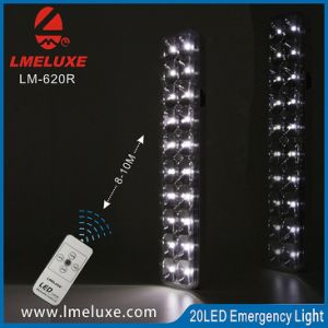 20PCS Rechargeable LED SMD Remote Control Emergency Light pictures & photos