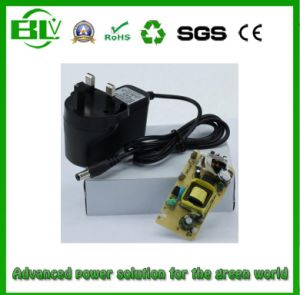 OEM/ODM Switching Power Supply for 12.6V2a Lithium Battery/Li-ion Battery to Power Adaptor with Ce pictures & photos