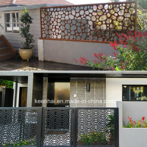 Decorative Aluminum Fence Gate pictures & photos