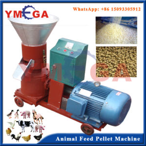 Working Continuously 24 Hours Nonstop Poultry Feed Manufacturing Machine pictures & photos