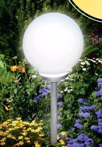 30 Cm Glass Globe Solar Garden Lamp pictures & photos