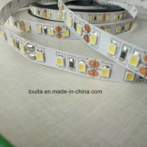 White Flexible LED Strips 2835 with 120LEDs/M 12V pictures & photos