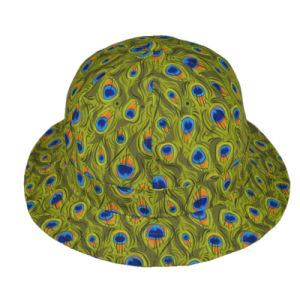 Promotional Gift Custom Cap Floral Polyester Bucket Hat Fishing Cap pictures & photos