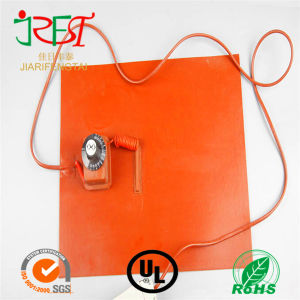 Waterproof Electric 12V Flexible Battery Heating Pad pictures & photos