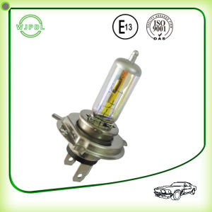 P43t Quartz or Schott Golden H4 Auto Halogen Headlight / Auto Bulb pictures & photos