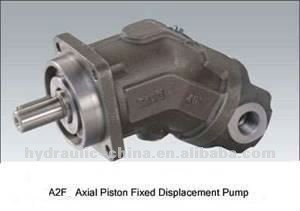 Hydraulic Piston Pump (A2F, A2FM, A2FO, A2FE Series) pictures & photos