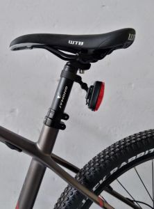 "Hight Quality 27.5"" Carbon Fiber E Bike From Yiso pictures & photos"