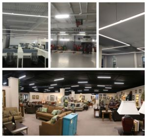 Free Connection LED Line Lighting Double Brighter Than T8 LED Tube pictures & photos