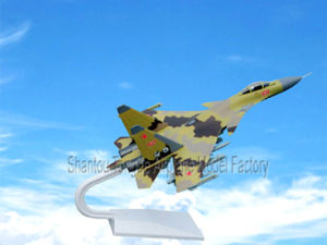 Su-35 Airplane Model Souvenir Desktop Aircraft pictures & photos