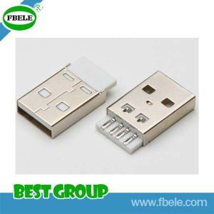 Mini USB Connector USB Reverse Connector Dual Layer Connector USB pictures & photos