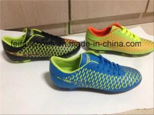 2017 Newest Men Sports Shoes Football Shoes Factory Wholesale (FFSC1111-03) pictures & photos
