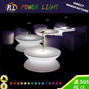 Remote Control Lighted LED Furniture Illuminated Lounge Table pictures & photos