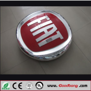 Extrusion Molding Chromed Car Light Box Sign pictures & photos