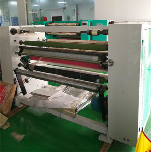 Sw-270 New Tape Automatic Cutting Rewinder Machine pictures & photos