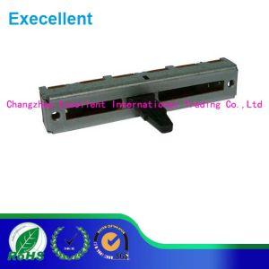 30mm Double Units Mixer Pusher Standard Type Slide Potentiometer