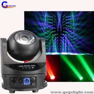 60W Rotatable Disco LED Effect Moving Head Beam Light
