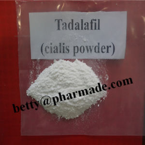 99.9% Purity Tadalafil Anabolic Steroid Hormone 171596-29-5 pictures & photos