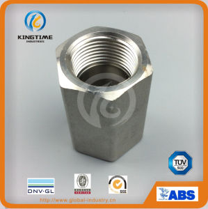 Hot Sale High Pressure Stainless Steel Socket Weld Threaded Hex Coupling (KT0580) pictures & photos