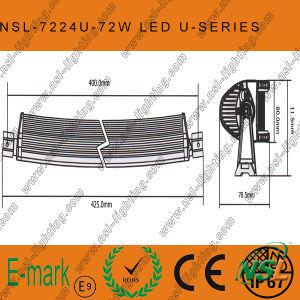 LED Light Bar off Road Lighting 30W/36W/60W/120W/180W/240W/330W pictures & photos