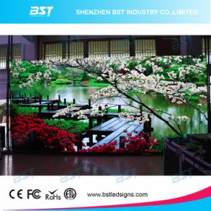 P1.9mm 4k Ultral HD Small Pixel Indoor LED Display with Epistar SMD1010 Black LEDs pictures & photos