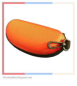 EVA Protective Eyeglasses /Sunglasses/ Spectacle Glasses Case with Zipper