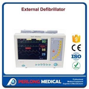 Medical Device Types Price of Portable Defibrillator pictures & photos