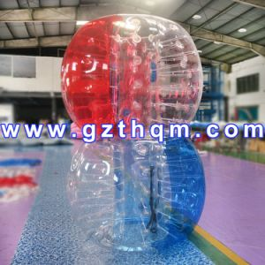 Kids and Adults TPU Inflatable Bumper Bubble Ball for Outdoor Sports pictures & photos