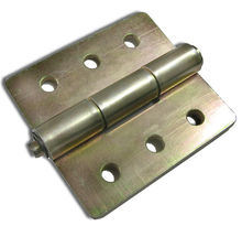 Based on Clients′ Design OEM Aluminum Hinge Parts pictures & photos
