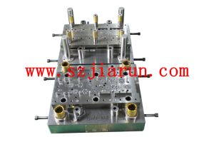 Motor Rotor and Stator Core Lamination Stamping Die pictures & photos