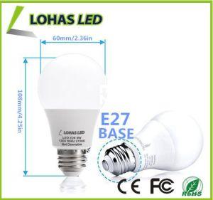 Lohas LED Light Bulbs 60 Watt Equivalent (9W) Cool White General Purpose A19 LED Bulbs, E27 Base pictures & photos