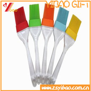 Custom Kitchen Ware Silicone Cleaning Brush pictures & photos